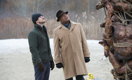 Hannibal Review: A Totem Pole of Corpses
