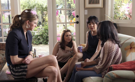 Mistresses Review: A Summer Full of Consequences