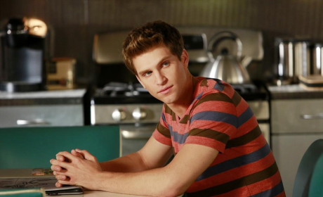 Keegan Allen on Pretty Little Liars