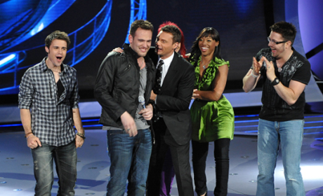 American Idol Recap: Top 7 Results Show
