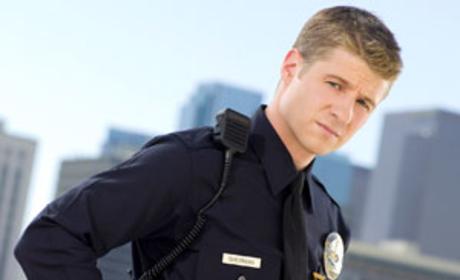 Officer Ben Sherman