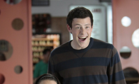 "Glee Recap: ""The Rhodes Not Taken"""
