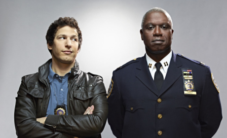 Jim's Notebook: Scoop On The Originals, Sean Saves The World & Brooklyn Nine-Nine!