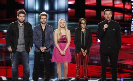 The Voice Finale Photo