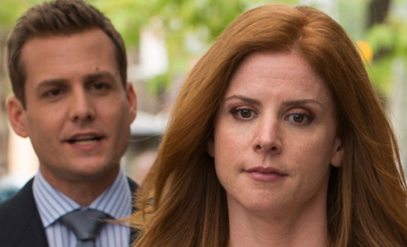 Sarah Rafferty on Suits