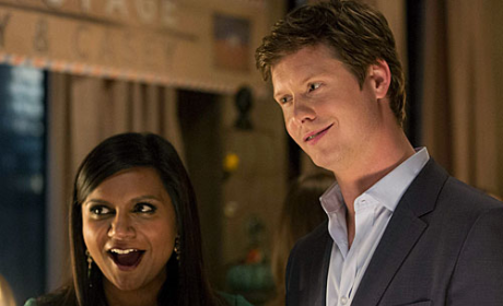 The Mindy Project Season 2: Who's Getting Married?