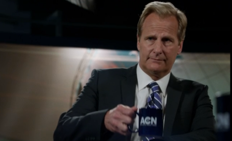 The Newsroom Review: Maggie's African Adventure