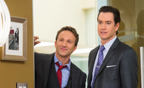 Franklin & Bash Review: For the Love of Rob Lowe