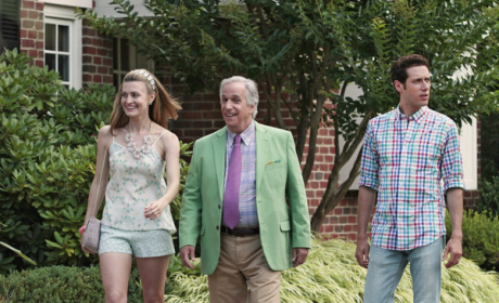 Royal Pains Review: Signals Crossed