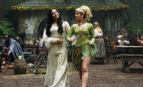 Rose McIver as Tinkerbell: First Look!