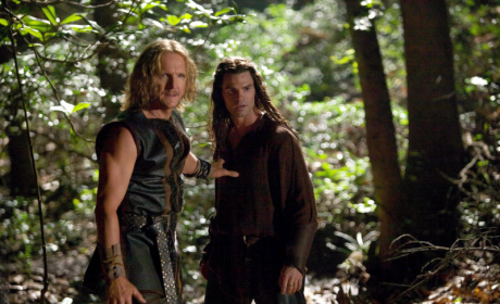 Sebastian Roche on The Originals