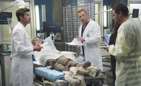 Derek, Alex and Owen