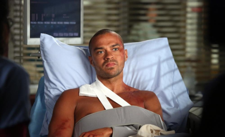 Grey's Anatomy Season Premiere Pics: Surviving the Storm