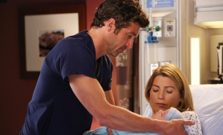 Ellen Pompeo and Patrick Dempsey Sign New Grey's Anatomy Deals