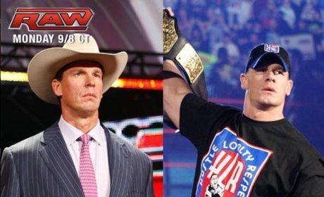 WWE Raw Results: 1/19/09