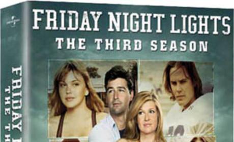 Friday Night Lights Season Three Coming to DVD