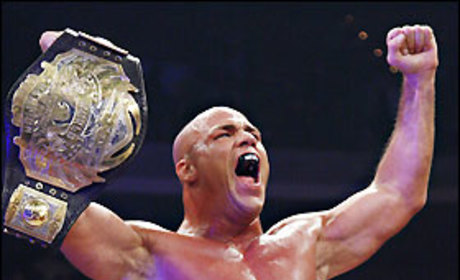 Kurt Angle: Returning to the WWE?