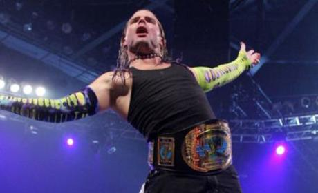 The Latest on Jeff Hardy, Contract