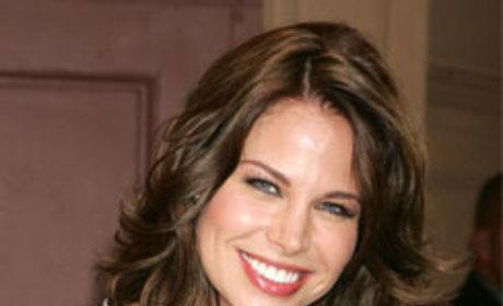 Brooke Burns: Cast on Melrose Place