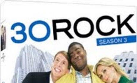 30 Rock Season 3 DVD Bonus Features Announced