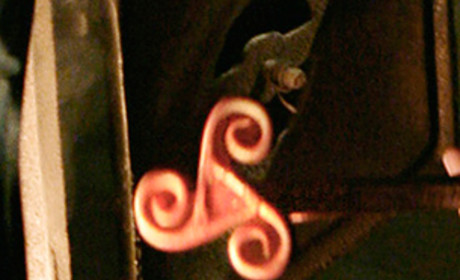 What Does the Celtic Symbol on Eastwick Mean?