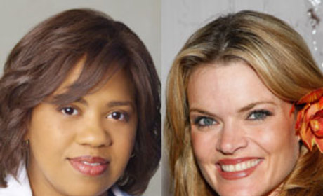 Missy Pyle Cast as Bailey's Boss on Grey's Anatomy: Circa 2000!