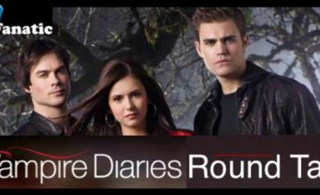 "The Vampire Diaries Round Table Round Table: ""Children of the Damned"""