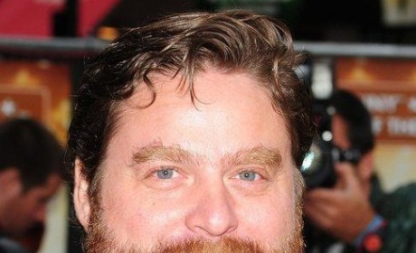 Jude Law and Zach Galifianakis: Booked for Saturday Night Live
