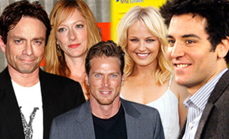 How I Met Your Mother: The Wedding Bride Cast!