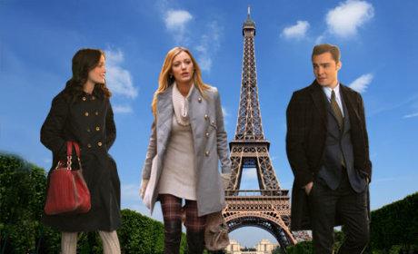 Gossip Girl Season Four to Begin in Paris