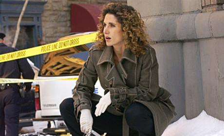 """CSI: NY Reveals """"Noble Exit"""" for Stella Bonasera"""