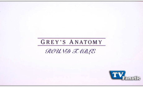 "Grey's Anatomy Round Table: ""These Arms of Mine"""