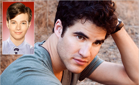 "Darren Criss Says Glee Character Will Serve as ""Mentor"" to Kurt"