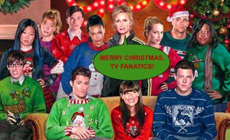 Merry Christmas from TV Fanatic!
