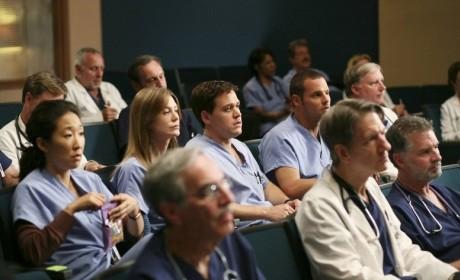 Grey's Anatomy Caption Contest XXVIII