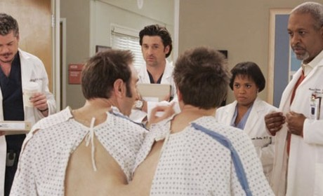Grey's Anatomy Caption Contest XLVI