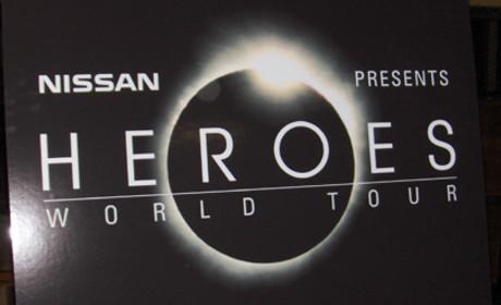 Heroes to Go Global