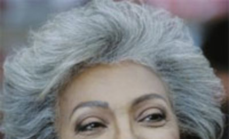 Nichelle Nichols Dishes on Heroes Character
