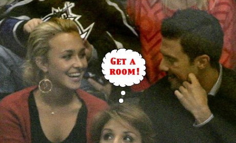 Heroes Gossip: Milo Ventimiglia Buys Hayden Panettiere a Ring