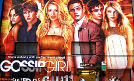 Gossip Girl is Everywhere!