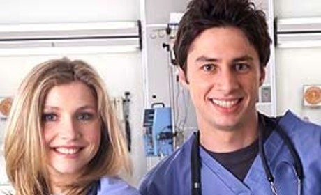 Grey's Anatomy Referenced on Scrubs