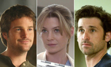 So, Who's it Gonna Be: Derek or Finn?