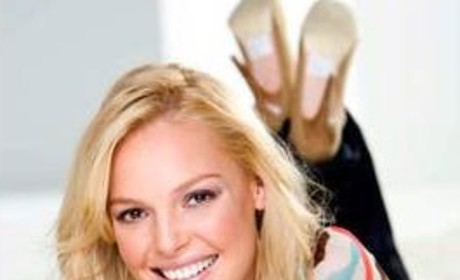 Katherine Heigl in Parade Magazine