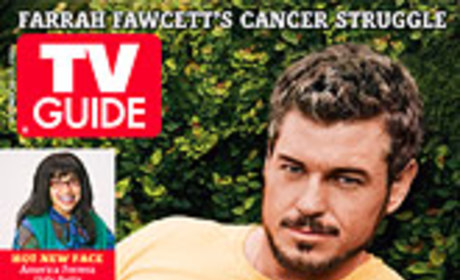 Eric Dane Graces New TV Guide Cover