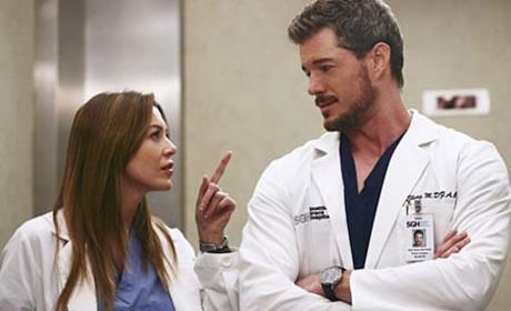 Controversy Doesn't Slow Grey's Ratings
