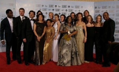 Grey's Anatomy Named Best TV Drama