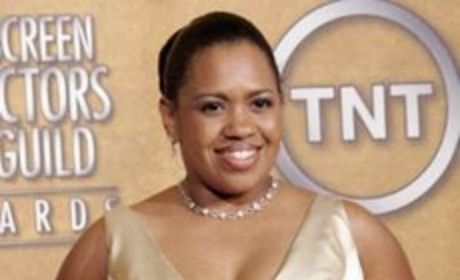 Chandra Wilson, Grey's Anatomy Cast Clean Up at SAG Awards