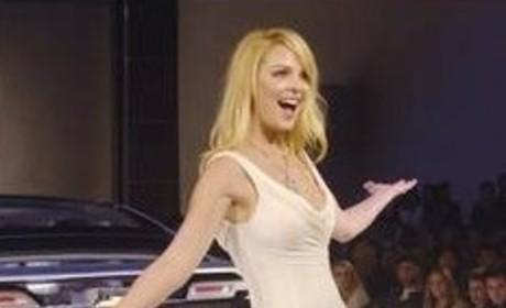 "Katherine Heigl at ""GM Ten"" Fashion Show"