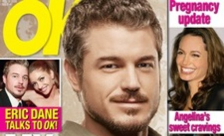 Eric Dane Diagnosed with Skin Cancer