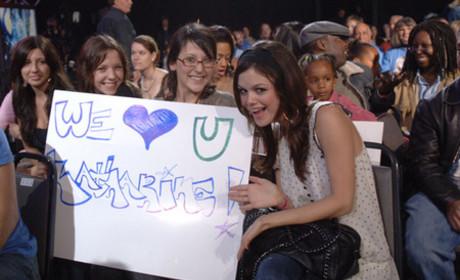 OC Star Showed Pal McPhee Plenty of American Idol Support